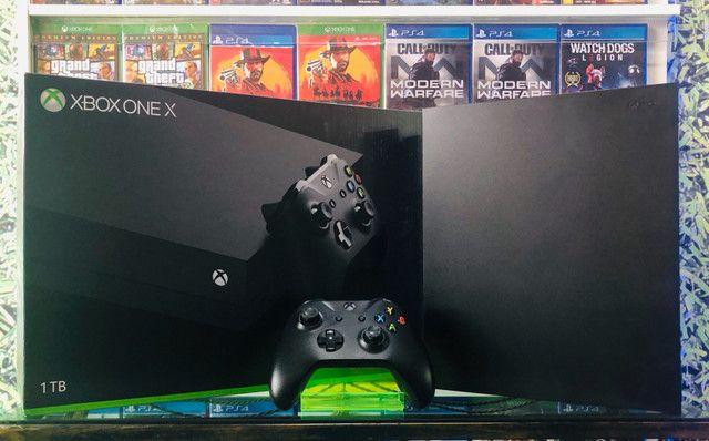 Xbox one X. Venha conhecer a maior loja de games do ABC! - Foto 2