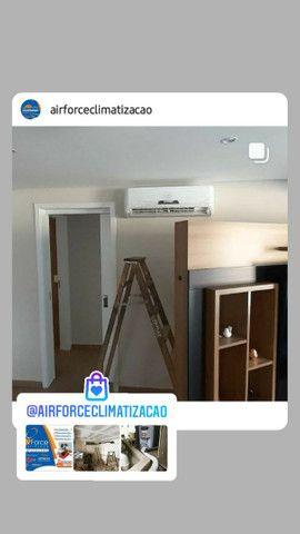 Ar condicionado instalação manutenção higienização infra-estruturas  - Foto 4