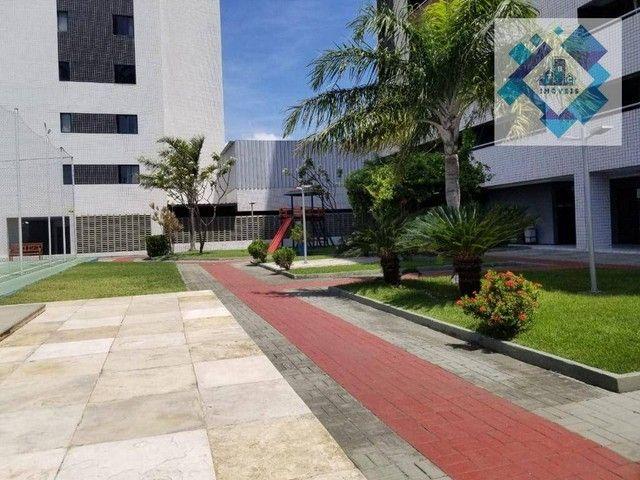 Apartamento com 3 dormitórios à venda, 90 m² por R$ 490.000 - Vila União - Fortaleza/CE - Foto 6