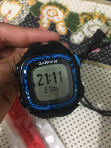 Relógio garmin forerunner 15 - Foto 3