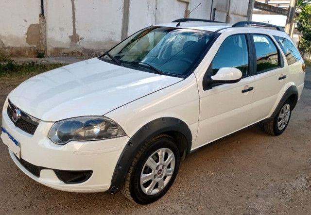 Fiat palio weekend 1.6 2014
