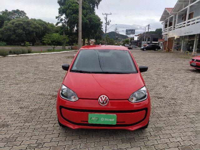 Volkswagen Up! 1.0 12v E-Flex take up! 4p 2017 - Foto 2