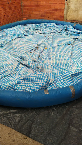 Piscina Gigante 14000 litros