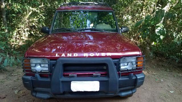 Land Rover Discovery 1 Diesel,mecânica em ótimo estado