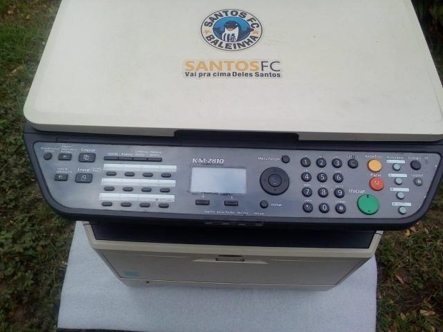 Impressora Kyocera KM 2810 Usada