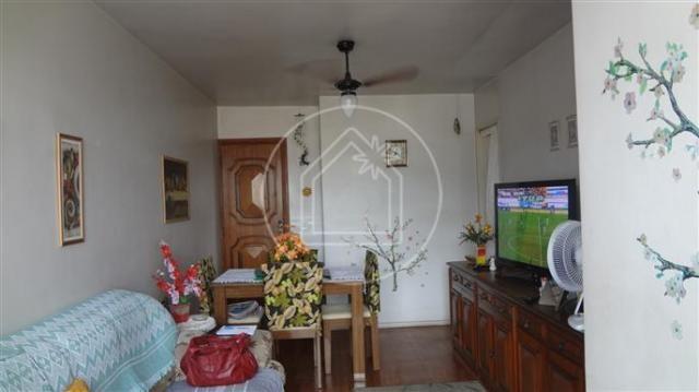 Apartamento à venda com 2 dormitórios em Abolição, Rio de janeiro cod:824038