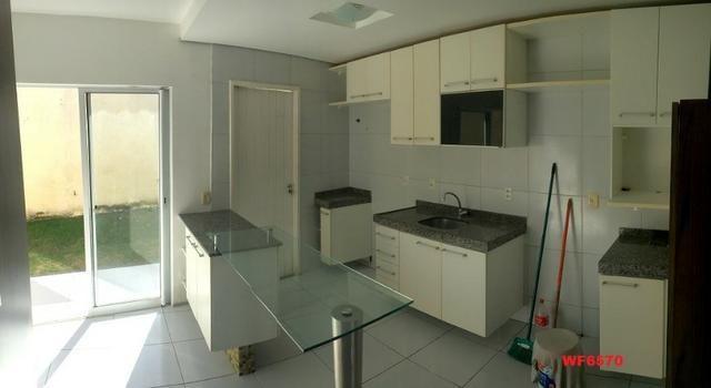 CA0964 Green Village, casa plana em condomínio, 2 suítes, 2 vagas, piscina, Lagoa Redonda - Foto 4