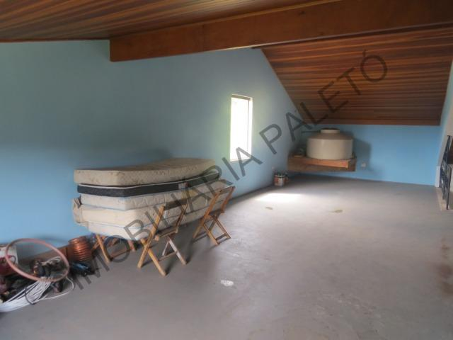 REF 240 Chácara 6000 m², açude com peixes, mata nativa, excelente casa, Imobiliária Paletó - Foto 5