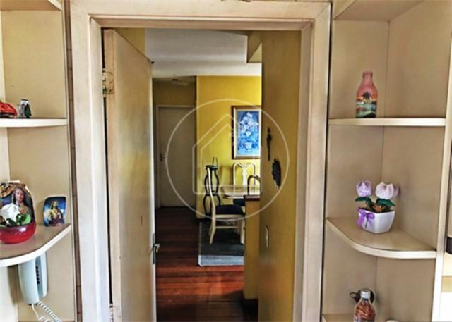 Apartamento à venda com 3 dormitórios em Meier, Rio de janeiro cod:827240 - Foto 2