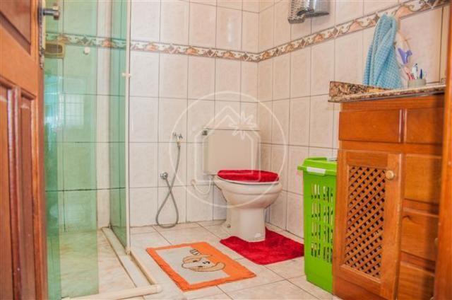 Casa de condomínio à venda com 5 dormitórios em Meier, Rio de janeiro cod:811279 - Foto 14