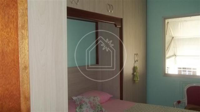 Apartamento à venda com 3 dormitórios em Cachambi, Rio de janeiro cod:796163 - Foto 14