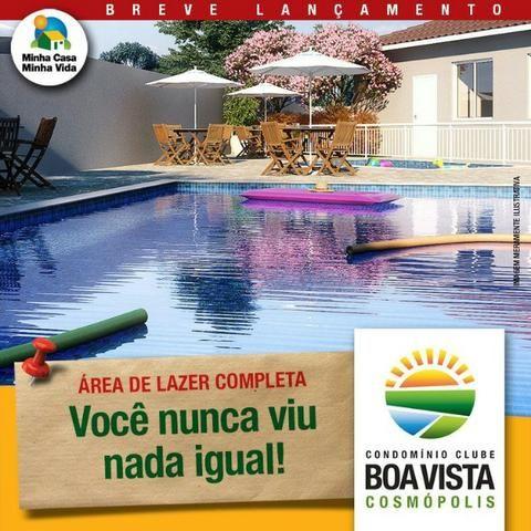 Boa Vista Aptos 2 Dorms 47m2 c/Varanda 1 Vaga,Lazer Completo,Ponto de Ar Condicionado - Foto 4