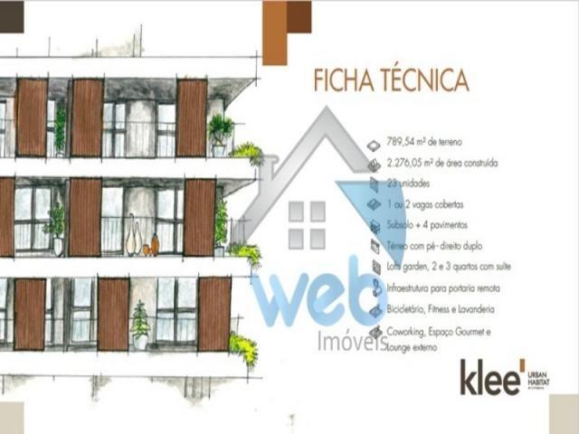 Apartamento, planta, ecoville, financiamento - Foto 6