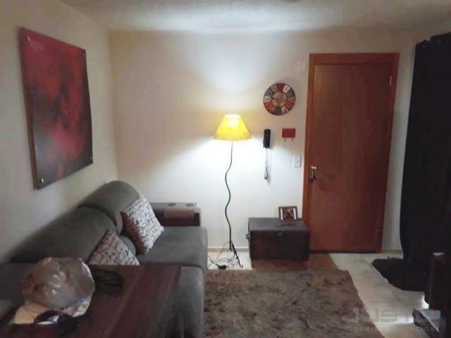 Apartamento à venda com 2 dormitórios em Pinheiro, São leopoldo cod:10215 - Foto 4
