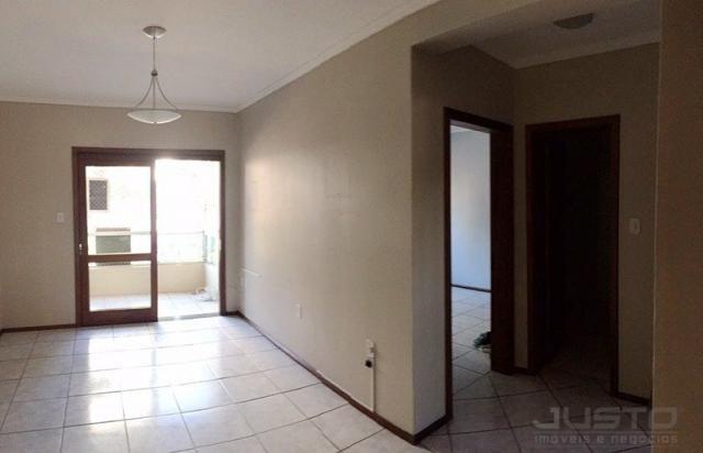 Apartamento à venda com 2 dormitórios em Morro do espelho, São leopoldo cod:10142 - Foto 2