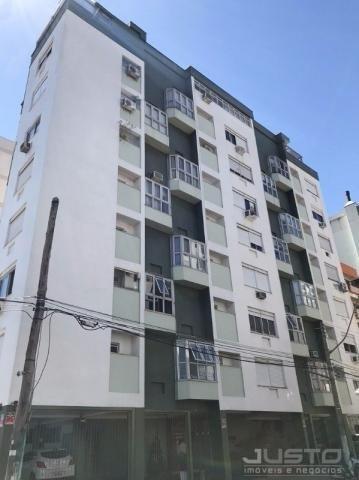 Apartamento à venda com 1 dormitórios em Centro, São leopoldo cod:10982