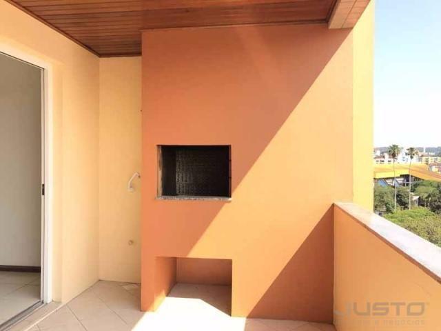 Apartamento à venda com 4 dormitórios em Centro, São leopoldo cod:9490 - Foto 3