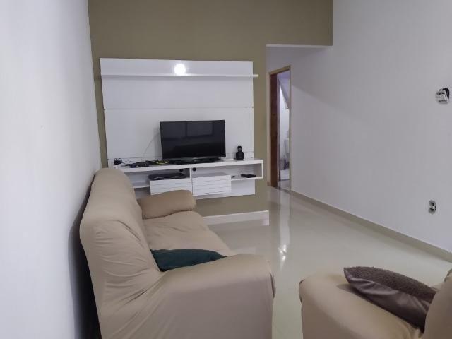 Bela Casa Linear com Quintal - Condomínio Próx. a Est. Iaraquã (Brito) - Foto 4