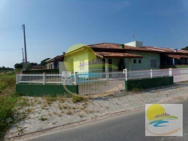 Casa com 3 quartos locação mensal Itapoá SC