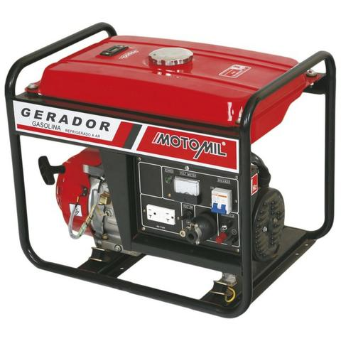 Gerador De Energia Mg 3000 Cl Motomil 110/220v - Foto 2