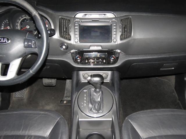 Kia Sportage 2.0 EX 4X2 16v Flex 4p Automático Top de Linha C/ Teto Solar Duplo - Foto 11