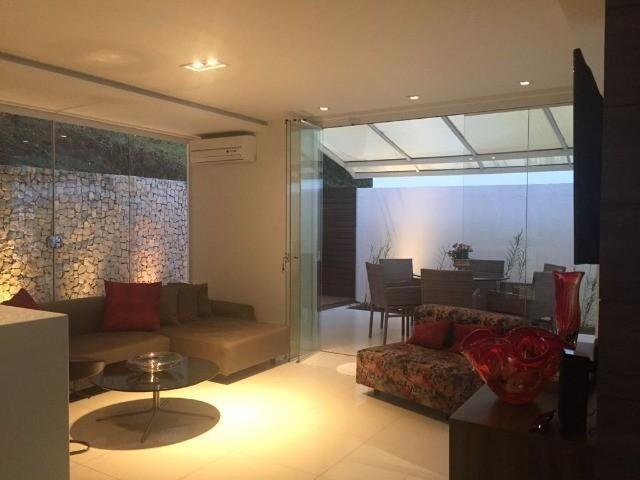Casa a venda em alphaville salvador 1, residencial itapuã. casa com bom acabamento em cond - Foto 2