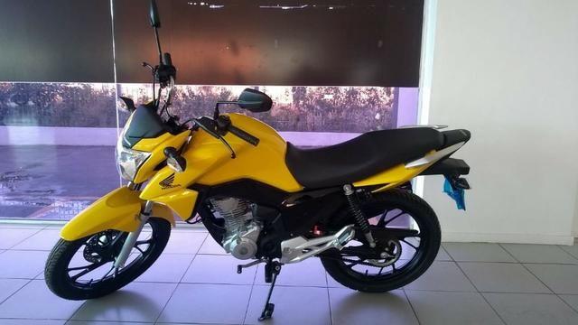 Titan Amarela Exclusiva Para Mototáxi - Foto 4