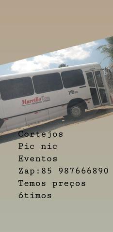 Fretamentos de ônibus para os seus passeios - Foto 2