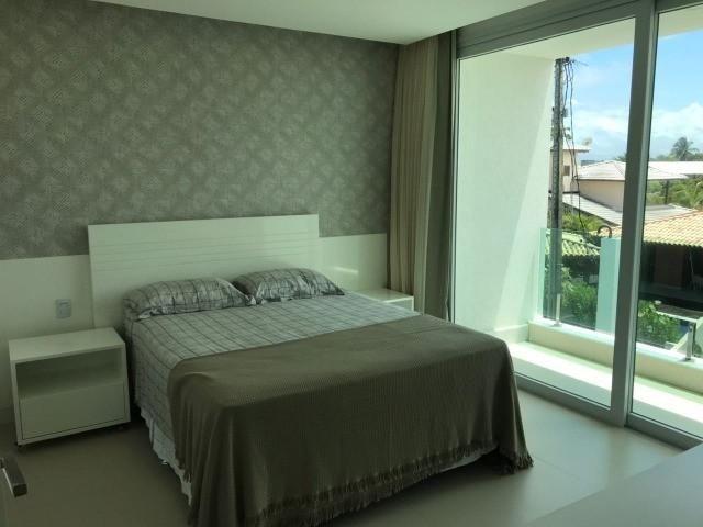 Guarajuba - casa de luxo totalmente mobiliada. venda e temporada. - Foto 14