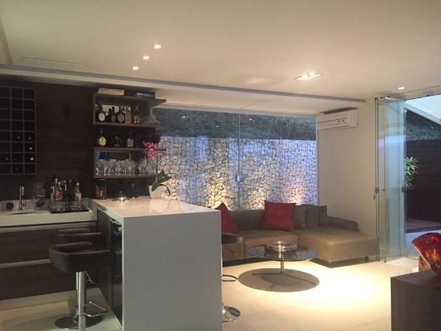 Casa a venda em alphaville salvador 1, residencial itapuã. casa com bom acabamento em cond - Foto 12