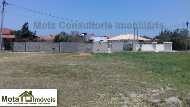 Mota Imóveis - Araruama Terreno 316m² com RGI Condomínio Fechado Linda Área Lazer -TE-051