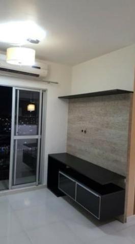 Apartamento de 1 suíte e 2 quartos no Mirante do Lago! - Foto 6