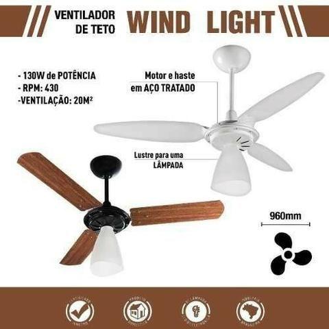 Ventilador de Teto Wind Ventisol - Foto 3