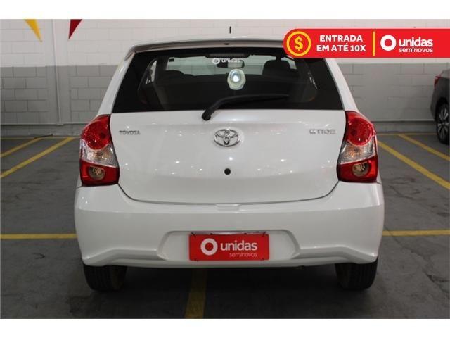 Toyota Etios 1.3 x 16v flex 4p manual - Foto 6