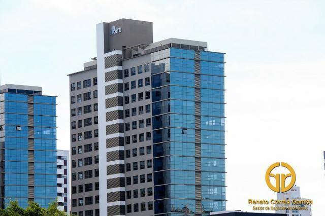Sala Campinas São José SC - 36m² com vaga - Torre I - Foto 9