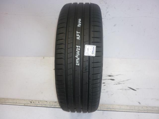 Pneu Aro 21 - 245 40 21 Pirelli P Zero RFT