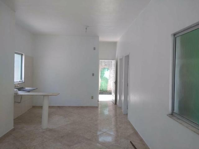 Cactos Centro de Ananindeua 150 metros da BR casas 2/4 em condomínio fechado com laje - Foto 4