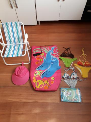Vendo kit praia