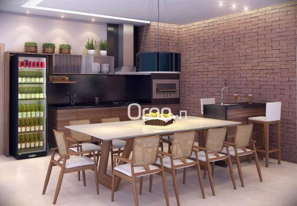 Apartamento à venda, 128 m² por R$ 711.000,00 - Setor Marista - Goiânia/GO - Foto 9