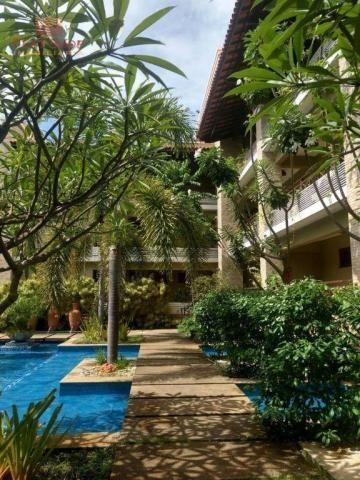 Apartamento para alugar por temporada, condomínio vila cumbuco - cumbuco - caucaia/ce - Foto 19
