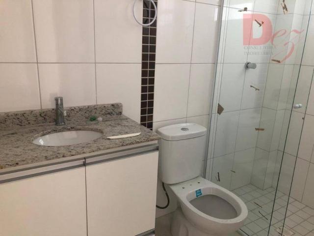 Apartamento com 2 dormitórios para alugar, 92 m² por r$ 2.200/mês - vila guilhermina - pra - Foto 11