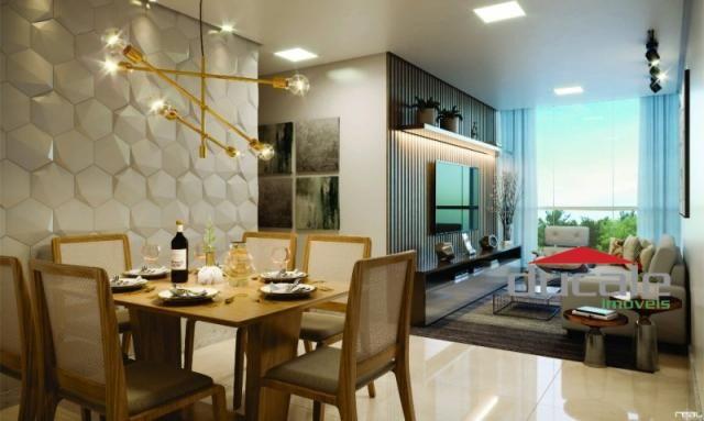 Edifício Monteiro de Lemos. Apartamento com varanda gourmet - Foto 3