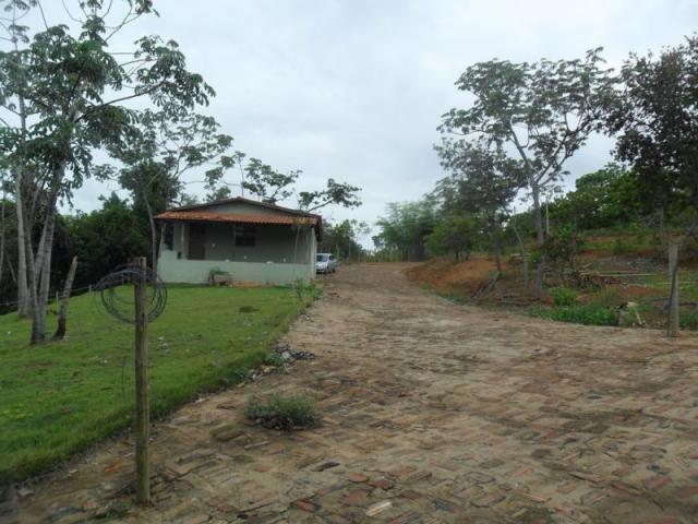 Chácara à venda com 2 dormitórios em Zona rural, Três marias cod:402