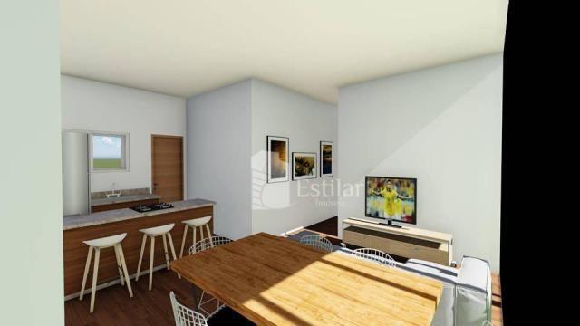 Cobertura 03 quartos (01 suite) em São José dos Pinhais. - Foto 5