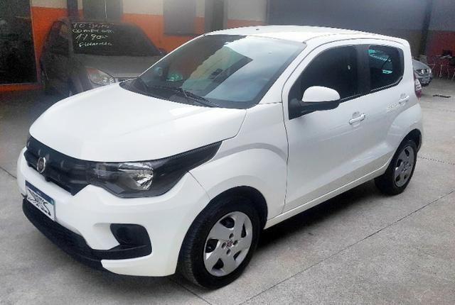 Fiat Mobi 1.0, like, 2018, baixo km, financio!!! - Foto 2