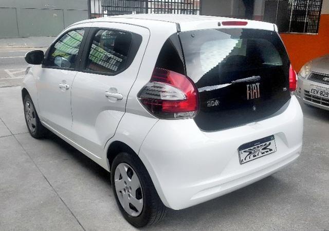Fiat Mobi 1.0, like, 2018, baixo km, financio!!!