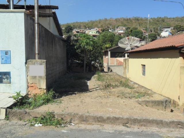 Loteamento/condomínio à venda com dormitórios em São jorge, Três marias cod:264