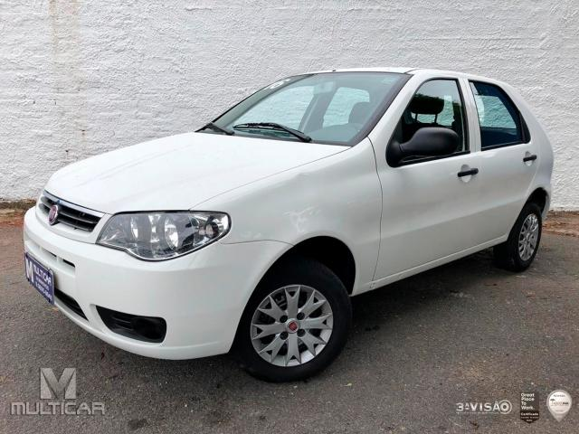 Fiat Palio Celebration 1.0 Fire Flex 8V 4p - Branco - 2016