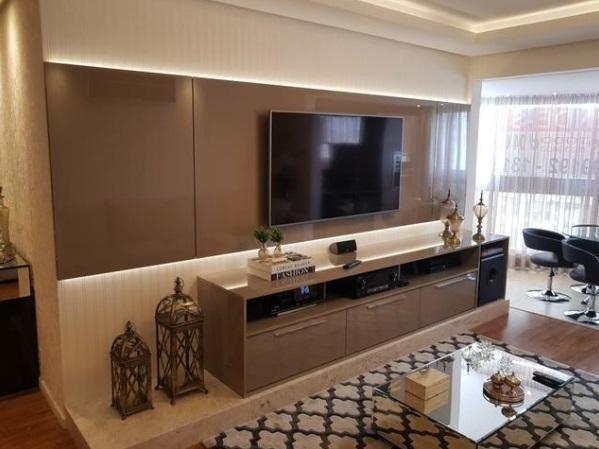 Apartamento à venda com 4 dormitórios em Kobrasol, São josé cod:5064 - Foto 4