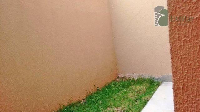 Sobrado 03 quartos (1 suíte) no Alto Boqueirão, Curitiba. - Foto 9